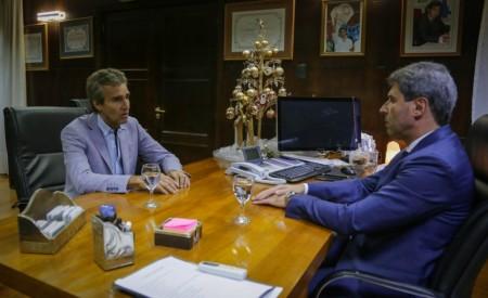 Ruperto Godoy se integrará al equipo de la vicepresidenta en el Senado
