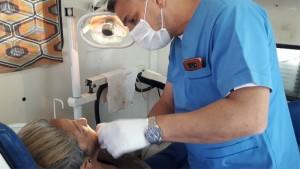 Se realizó un Operativo de Salud Bucal en Sarmiento