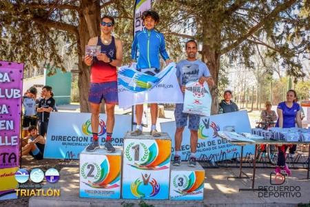 Tomás Castañeda ganó en Mendoza
