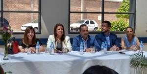 Analía Ríos quedó en funciones como nueva directora del Hospital de Sarmiento