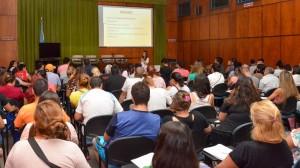 Salud Pública realizó el primer curso de manipulación de alimentos del 2020