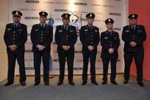Conocé en detalle a los nuevos integrantes de la Plana Mayor de la Policía de San Juan