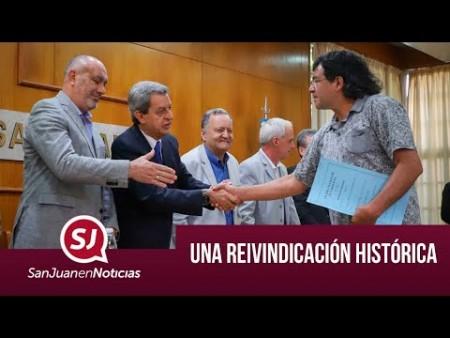 Una reivindicación histórica | #SanJuanEnNoticias