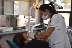 Exámenes en el Marcial Quiroga para prevenir el cáncer bucal