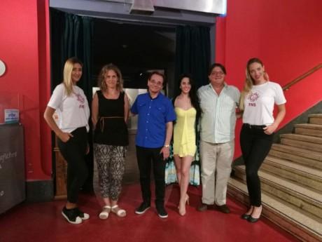 Exitosa presentación de la película de la Difunta Correa en Córdoba