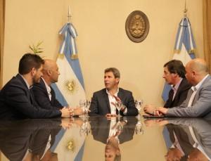 El intendente de Río Tercero, interesado en el impulso que tiene el deporte en San Juan