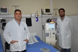 El Marcial Quiroga obtuvo un prestigioso subsidio para capacitar en nefrología