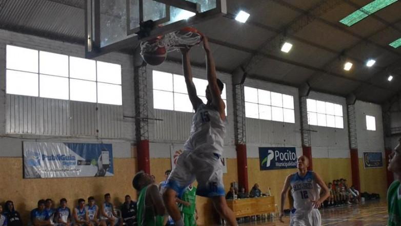 San Juan recibirá el Promocional de mayores de básquet