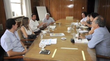 Autoridades del IPV visitaron a sus pares en Mendoza
