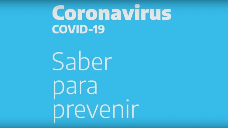 Seguí estas recomendaciones para evitar el contagio de coronavirus