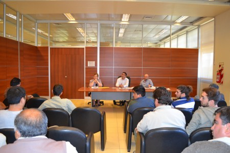 Guardaparques de la Secretaría de Ambiente realizan una capacitación sobre aplicación de leyes