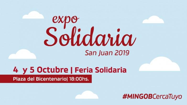 Este viernes comienza la Feria Solidaria, un clásico de San Juan