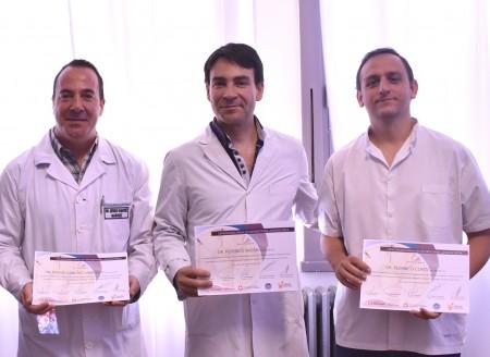 Ginecólogos sanjuaninos, habilitados para realizar histerectomías laparoscópicas