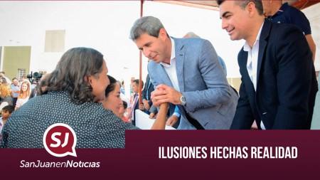Ilusiones hechas realidad | #SanJuanEnNoticias