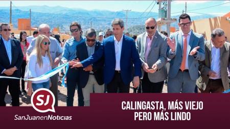 Calingasta, más viejo pero más lindo | #SanJuanEnNoticias
