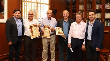 Entregaron reconocimiento a personal de Casa de Gobierno recientemente jubilado