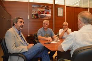 Desde La Rioja buscan replicar el modelo minero de San Juan