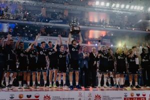 Concluyó la fiesta del handball con Argentina campeona del Cuatro Naciones
