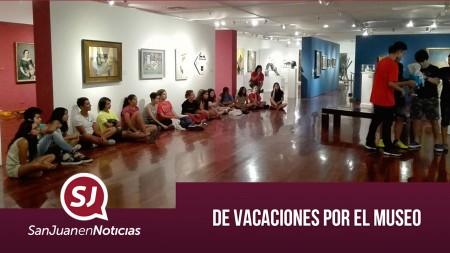 De vacaciones por el museo | #SanJuanEnNoticias