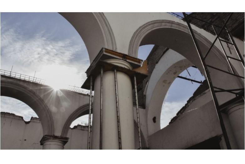 Templo de Jáchal: reconstrucción y recuperación de nuestro patrimonio
