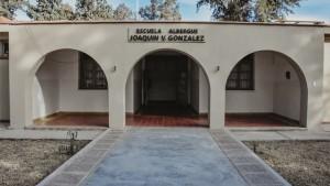Más infraestructura educativa para la comunidad jachallera