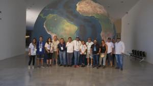 La Confederación Sudamericana de Ciclismo disfrutó de Anchipurac