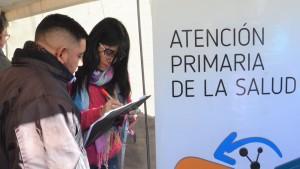 En Rivadavia, dos días a puro control sanitario