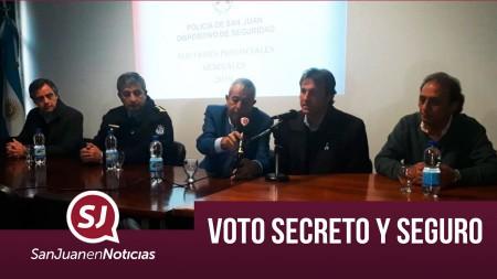 Voto secreto y seguro | #SanJuanEnNoticias