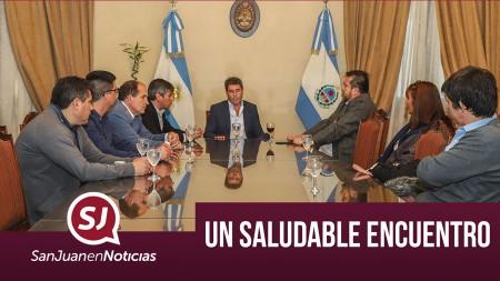 Un saludable encuentro | #SanJuanEnNoticias