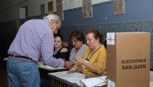 San Juan se prepara para las Elecciones Generales