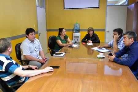 Desarrollo Humano recorrió las localidades de Jáchal afectadas por la tormenta