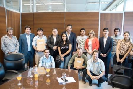 Cooperativas sanjuaninas lograron su matrícula nacional a través de Desarrollo Humano