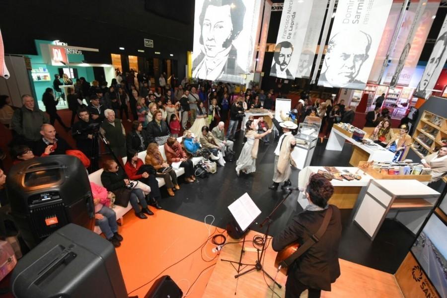 La Casa de San Juan presente en la Feria Internacional del Libro