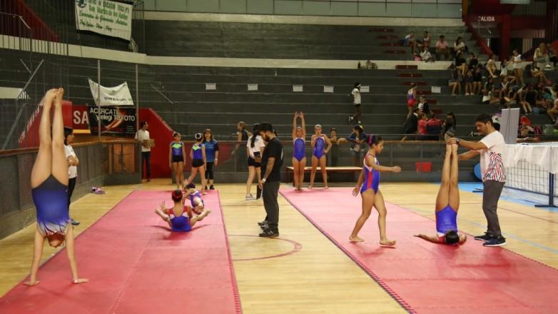 Los podios que dejó la segunda jornada de competencia de gimnasia artística