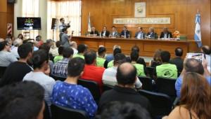 """Presentación Oficial del """"Giro del Sol"""""""