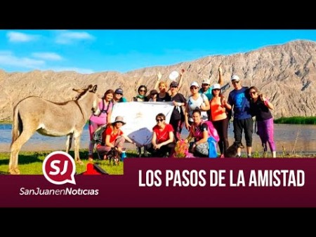 Los pasos de la amistad | #SanJuanEnNoticias