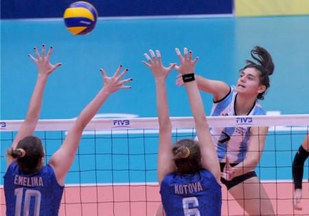 Candelaria Herrera y el sueño olímpico