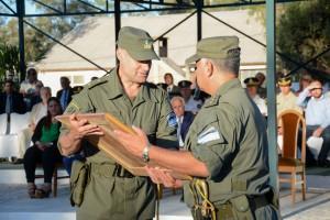 Asumió el nuevo jefe de la Agrupación X San Juan de Gendarmería Nacional