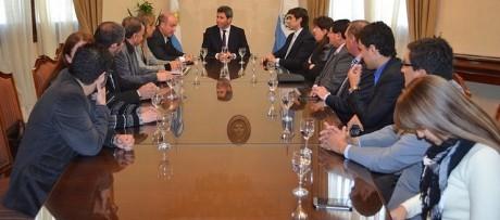 Reunión con el Consejo Federal de Drogas