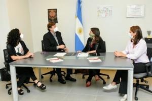 El Ministerio de Turismo y Cultura brindará apoyo y colaboración a la Fundación Amigos del TB