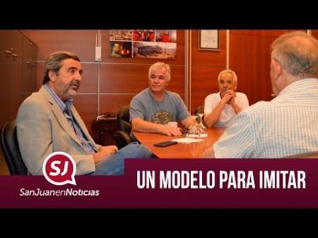 Un modelo para imitar | #SanJuanEnNoticias
