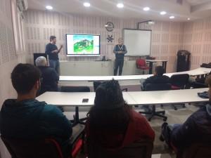 Brindaron una capacitación sobre mejora continua en la Facultad de Ingeniería de la UNSJ