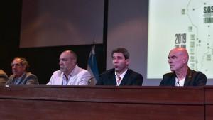 """Uñac: """"Hoy el desafío es proponer un proyecto de desarrollo que incluya una visión distinta de la provincia"""""""