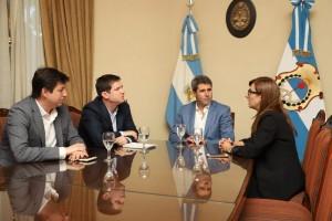 Funcionario de CEPAL analizó con Uñac oportunidades de cooperación técnica