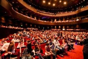 """La ópera infantil """"El Gato con Botas"""" cautivó a los pequeños en el Bicentenario"""