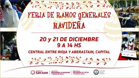 Feria de la Economía Social: dos ediciones por las festividades