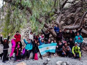 El Parque Quebrada de Zonda, presente en el Festeca 2019