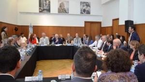 La ministra de Salud participó del primer COFESA organizado por el Dr. Ginés González