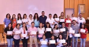 Marcial Quiroga: pionero a nivel nacional en capacitarse en lengua de señas