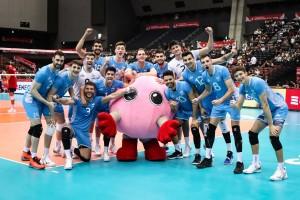 Vóley: Argentina va por Italia
